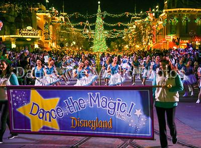 Dance The Magic Parade Down Main Street USA