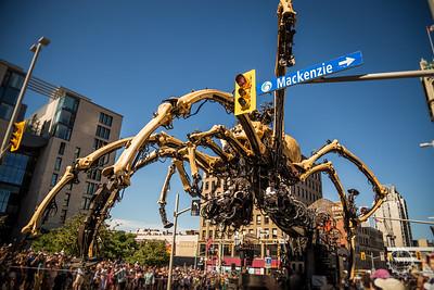 Steampunk Montreal - La Machine à Ottawa