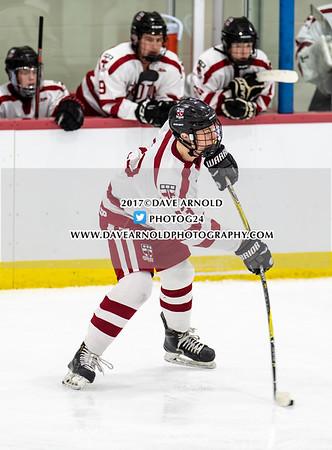 11/26/2018 - Boys Varsity Hockey - Groton vs St. Paul's