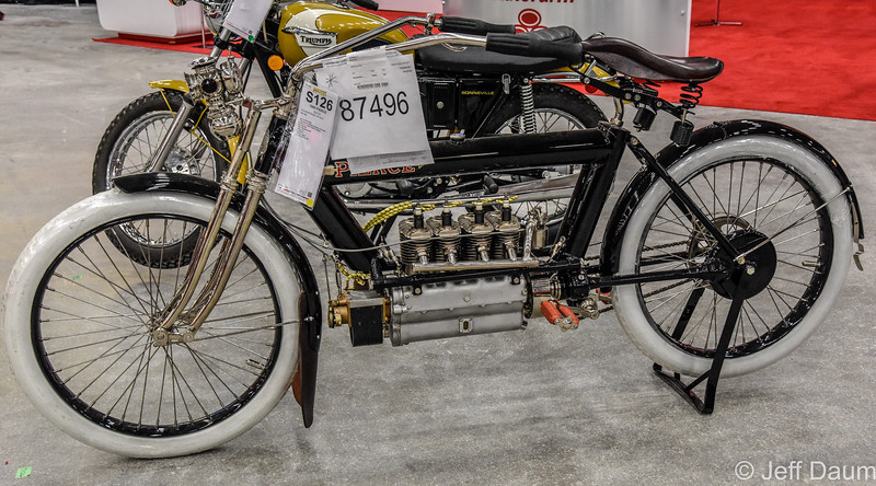 2018 Mecum Motorcycle Auction