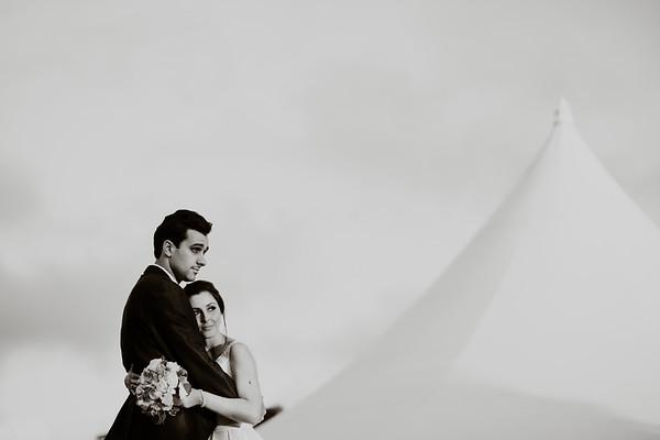 Ana e David