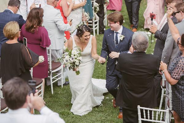 Elizabeth & Jonathan Engagement & Wedding