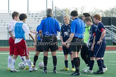 LHS JV BOYS SOCCER - CHS 3/18/11