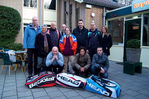 12.03.2011 - LRTT Arnhem - Dag 2