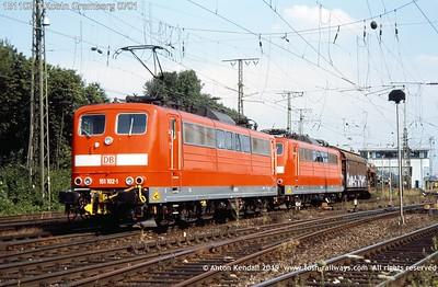 Baureihe 151 (101-170)