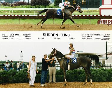 SUDDEN FLING - 7/26/1998