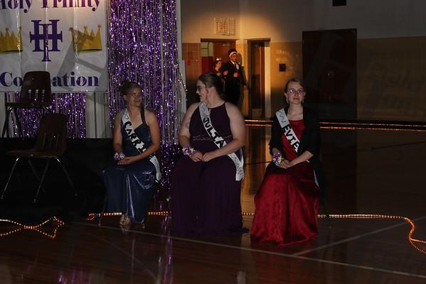 Holy Trinity High School Homecoming Coronation 2016