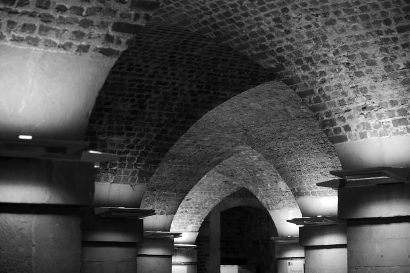 Overlapping Arches