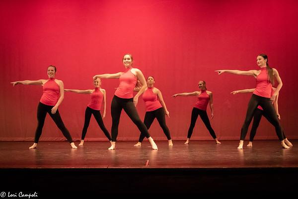 LRHS Dance Concert 112918