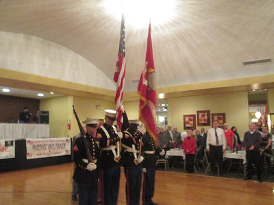 Shannon Rovers : Canaryville Veterans Association 20th Anniversary 2/16/13