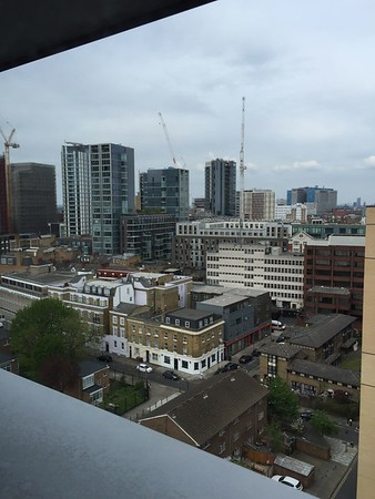 London - May 2016