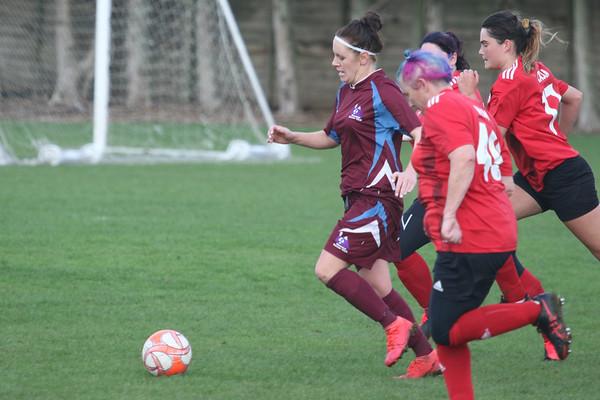 Hawera Football Club 2020 - Womens