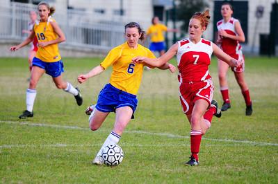 SVA vs SCPS - Soccer 3/9/2010