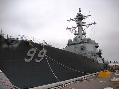 USS FARRAGUT 2015