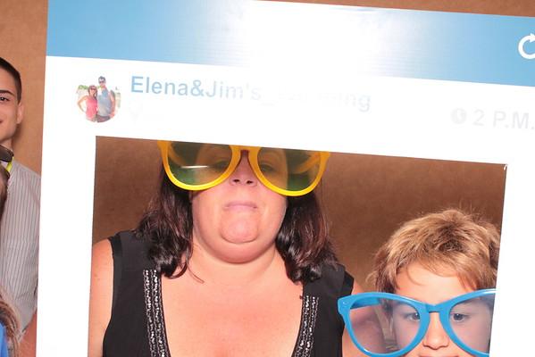 Elena & Jimmy's Wedding