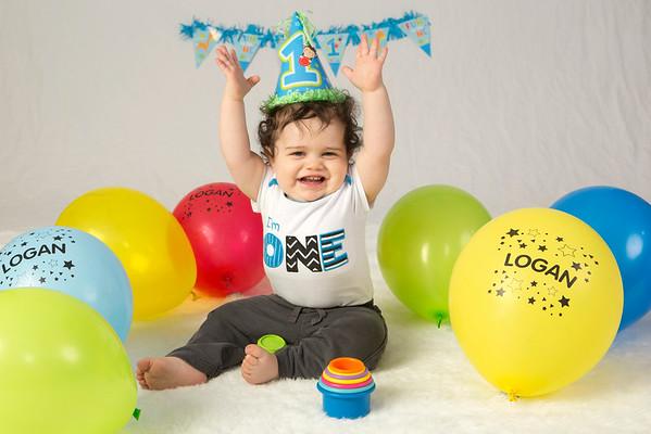 Logan 1 Year