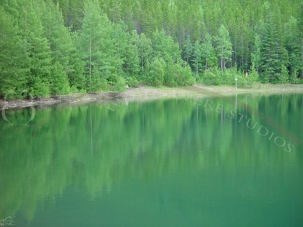 Wedge Pond ,  Kananaskis, Alberta