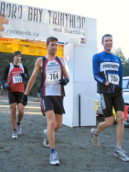 2004 Stewart Mountain XC - David Milne, Todd Howard, Stefan Jakobsen