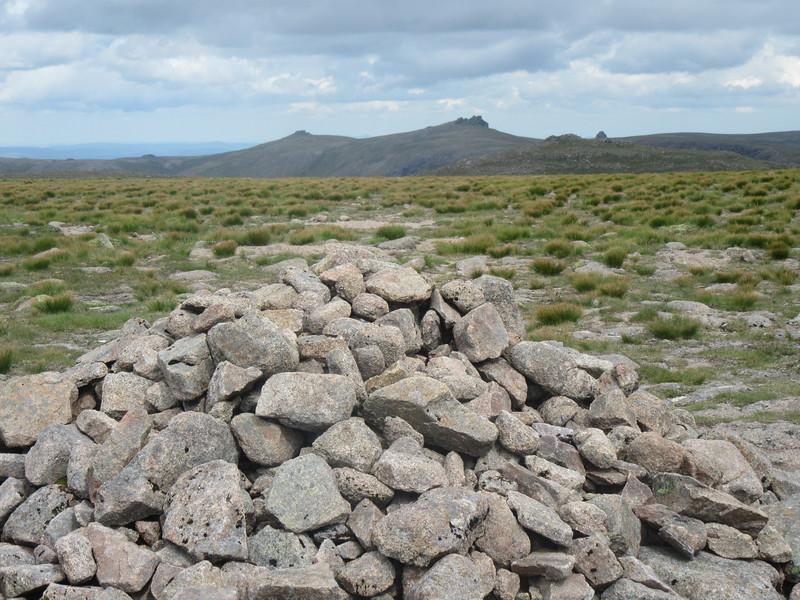 Summit of Beinn a'Bhuird
