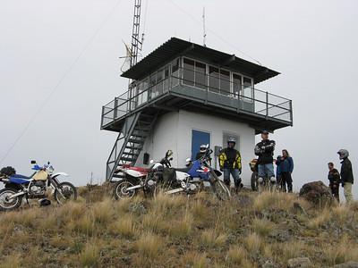 Jemez Mtns. - ADV Paliza-Cerro Pelado-Lake Fork Can. DS Ride  10-12-08
