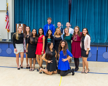 National Honor Society Nov 2015