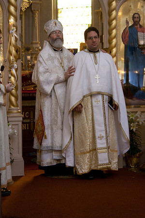 Ordination of Fr. Nicholas Hubbard