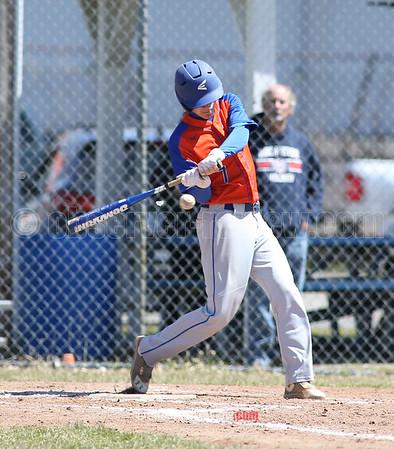 Penn Yan Baseball 4-21-18
