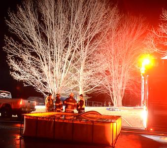 Gorham Fire County Road 18