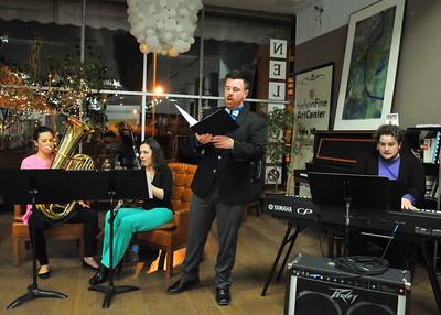 Dada Cabaret at Nelson Fine Art Center