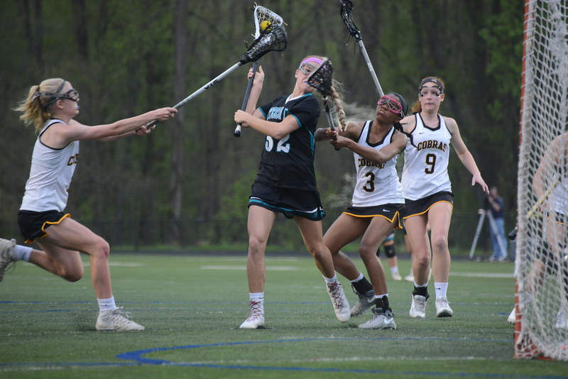 Varsity Apr 20 vs Harford Tech
