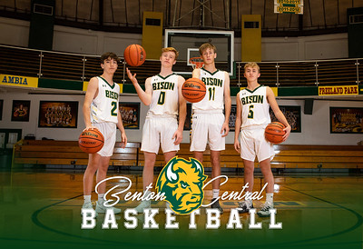 Basketball Senior Banners 2020