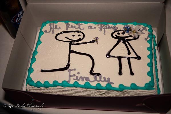 Dani & Brett's Engagement Party