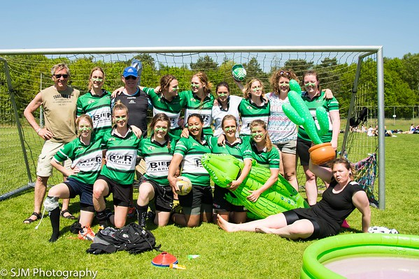 Dames NK 7s in Wageningen
