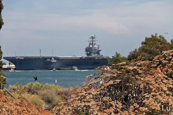 Navy Week LA 2011