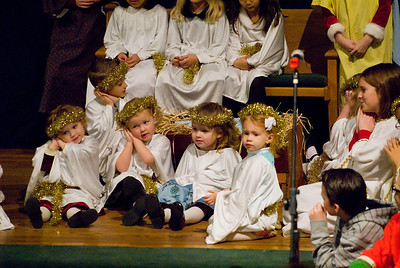 Images from 3 Christmas Eve Services 12-24-2009