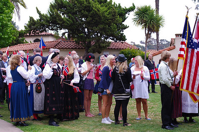 Constitution Day (Norway) Balboa Park - May 2010