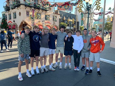 8th Grade Trip to Disney World 2019