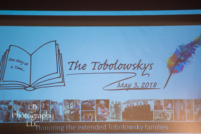 Honors the Tobolowsky Family