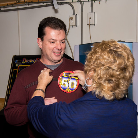 Jeff Jewell's 50th Birthday Party