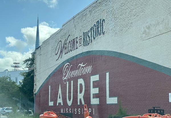 07-15-21 Laurel MS & Noccalula Falls AL & Back Forty Beer