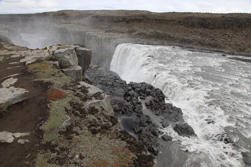 Dettifoss - największy wodospad Europy