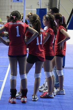 Dallas Juniors Volleyball