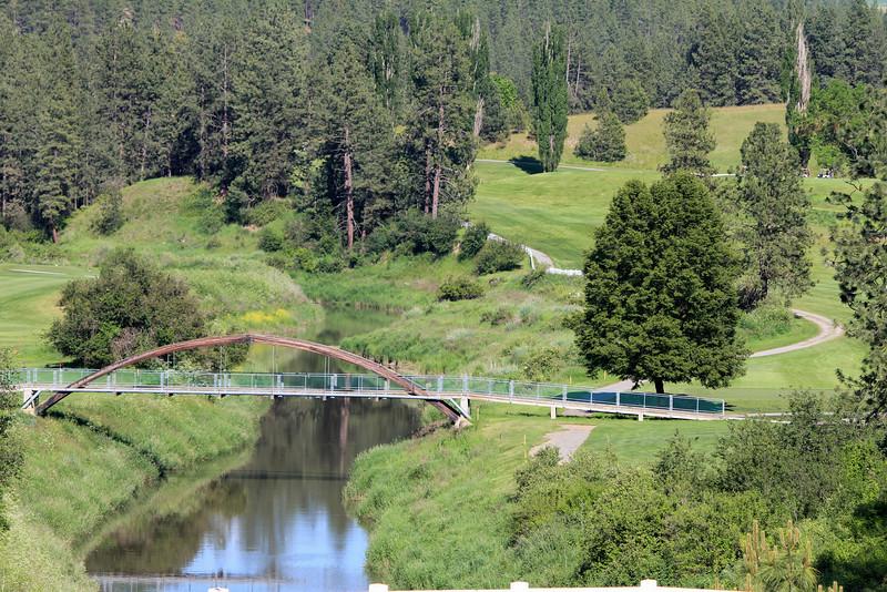 Hangman Valley GC,  Spokane, Wa
