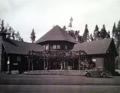 YNP Lake Store Restoration