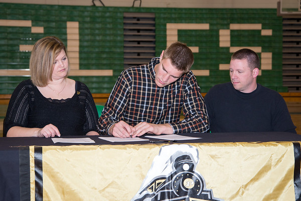 Isaac Haas Sings with Purdue, November 20, 2013