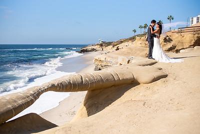 Vanessa + Hector | Cuvier Club Wedding | San Diego Wedding Photographer