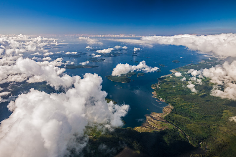 bay on southwest coast of Vancouver Island from the air.jpg