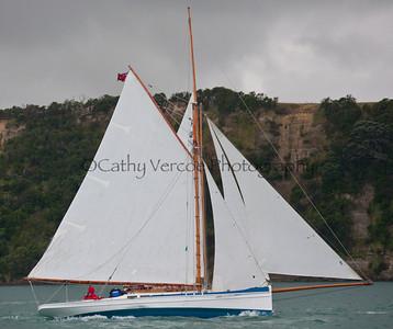 NZ Classic Yacht Regatta 2012