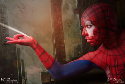 Spider-Girl - Amanda Defrance
