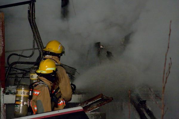 Dec 17 Structure Fire